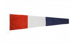 Number 3 Nautical Signal, Boat, Sail Flag - 45 x 180 cm