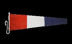 Number 3 Nautical Signal, Boat, Sail Flag - 45 x 180 cm