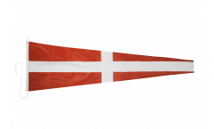 Number 4 Nautical Signal, Boat, Sail Flag - 45 x 180 cm