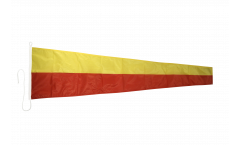 Number 7 Nautical Signal, Boat, Sail Flag - 45 x 180 cm