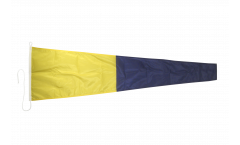 Number 5 Nautical Signal, Boat, Sail Flag - 45 x 180 cm