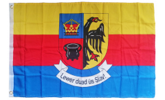 Germany Nordfriesland Flag