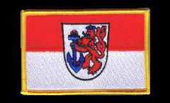 Germany Düsseldorf Patch, Badge - 3.15 x 2.35 inch