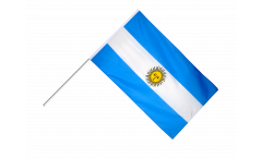 Argentina Hand Waving Flag - 2 x 3 ft.