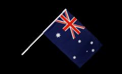 Australia Hand Waving Flag - 2 x 3 ft.