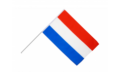 Netherlands Hand Waving Flag - 2 x 3 ft.