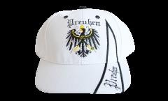 Prussia Cap, fan