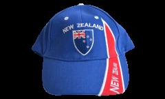 New Zealand Cap, fan
