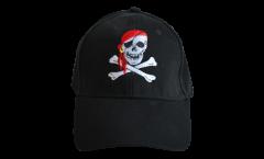Pirate with bandana Cap, fan