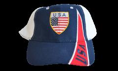 USA Cap, fan