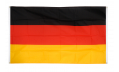 Germany Flag for balcony - 3 x 5 ft.