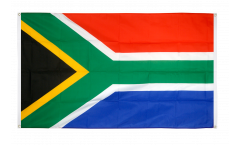 South Africa Flag for balcony - 3 x 5 ft.