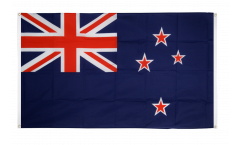 New Zealand Flag for balcony - 3 x 5 ft.