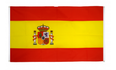Spain Flag for balcony - 3 x 5 ft.