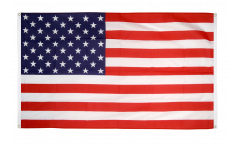 USA Flag for balcony - 3 x 5 ft.