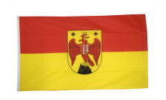 Austria Burgenland Flag