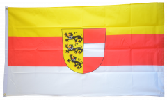 Austria Carnithia Flag - 3 x 5 ft. / 90 x 150 cm