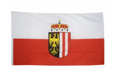Austria Upper Austria Flag - 3 x 5 ft. / 90 x 150 cm