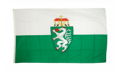 Austria Styria Flag - 3 x 5 ft. / 90 x 150 cm
