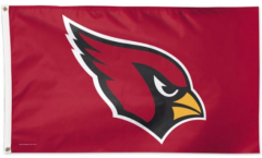 NFL Arizona Cardinals Flag - 3 x 5 ft. / 90 x 150 cm
