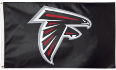 NFL Atlanta Falcons Flag - 3 x 5 ft. / 90 x 150 cm