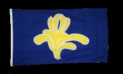 Belgium Capital Region Brussels Flag