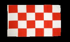 Belgium North Brabant Flag