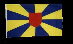 Belgium West Flanders Flag