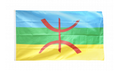 Berber Amazigh Flag