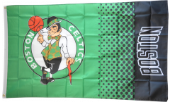 NBA Boston Celtics Flag - 3 x 5 ft. / 90 x 150 cm