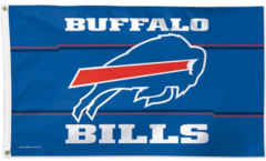 NFL Buffalo Bills Flag - 3 x 5 ft. / 90 x 150 cm