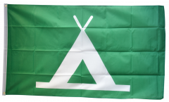 Camping Flag - 3 x 5 ft. / 90 x 150 cm