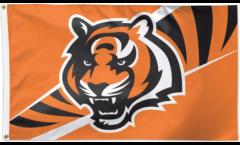 NFL Cincinnati Bengals Flag - 3 x 5 ft. / 90 x 150 cm