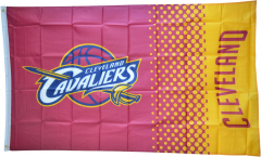 NBA Cleveland Cavaliers Flag - 3 x 5 ft. / 90 x 150 cm