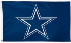 NFL Dallas Cowboys Flag - 3 x 5 ft. / 90 x 150 cm