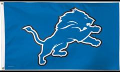 NFL Detroit Lions Flag - 3 x 5 ft. / 90 x 150 cm
