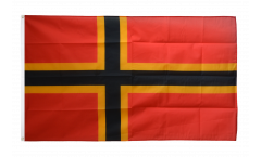 German Resistance Stauffenberg Flag - 3 x 5 ft. / 90 x 150 cm