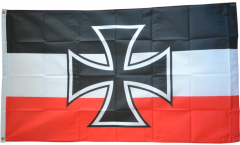 Germany Naval Jack 1871-1919 Flag