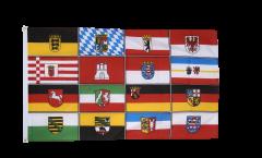 Germany 16 states Flag