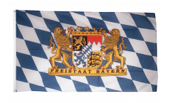Germany Bavaria Freistaat Bayern Flag