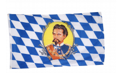 Germany Bavaria King Ludwig Flag