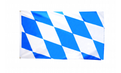 Germany Bavaria without crest Flag