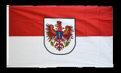 Germany Brandenburg old Flag - 3 x 5 ft. / 90 x 150 cm