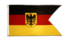 Germany Dienstflagge der Seestreitkräfte Flag - 3 x 5 ft.