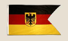 Germany Dienstflagge der Seestreitkräfte Flag
