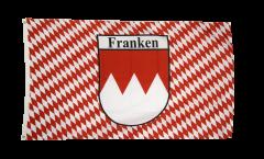 Germany Franconia checkered Flag - 3 x 5 ft. / 90 x 150 cm