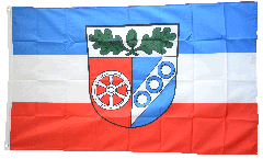 Germany Landkreis Aschaffenburg Flag - 3 x 5 ft. / 90 x 150 cm