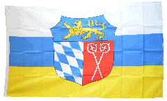 Germany Landkreis Bad Tölz Flag - 3 x 5 ft. / 90 x 150 cm