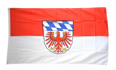 Germany Landkreis Bayreuth Flag - 3 x 5 ft. / 90 x 150 cm