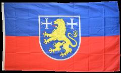 Germany Landkreis Friesland Flag